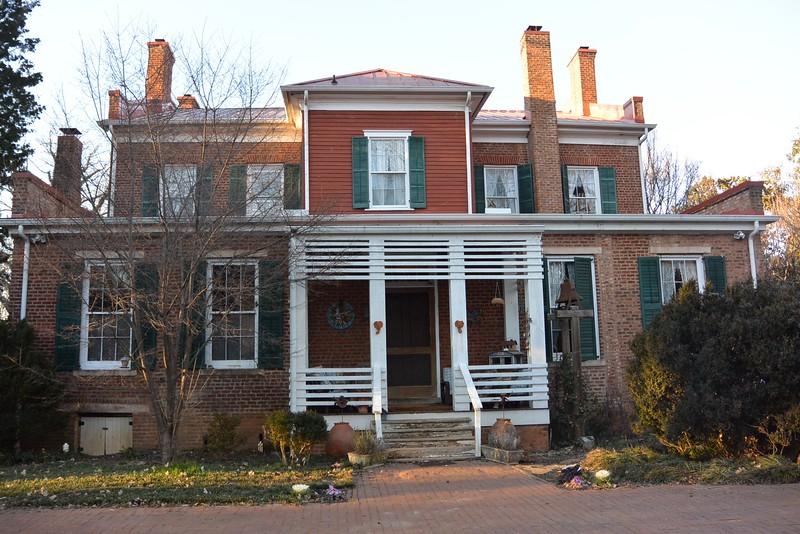 Historic home  Bonar Hall