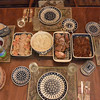 So it may have been early but when home I said- what do you guys think of a mini Thanksgiving!