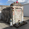The famous grave of Marie Laveau...or is it?