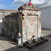 The famous grave of Marie Laveau...or is it?
