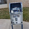 The coolest USP mailbox ever!