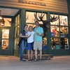 Homestay with friends Lucinda and Ed of Jackson Hole - we had a blast!