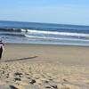 Enjoyed beach strolls....and...