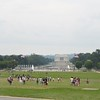 Overlooking the Lincoln Memorial