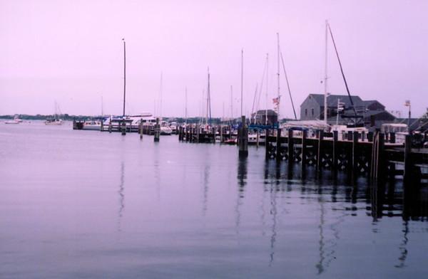Film Camera Images- Nantucket & White Mountains