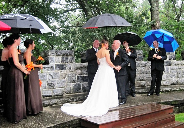 Justin and Kerri Wedding Images