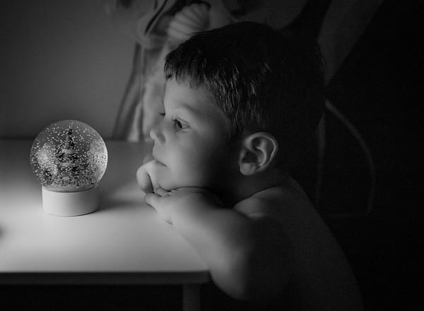 Lucas Age 4