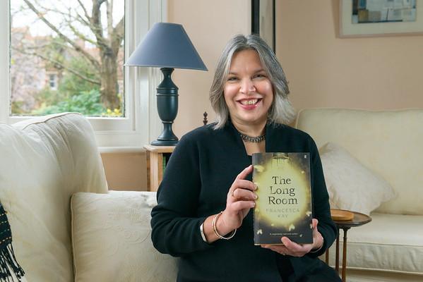 Author Francesca Kay