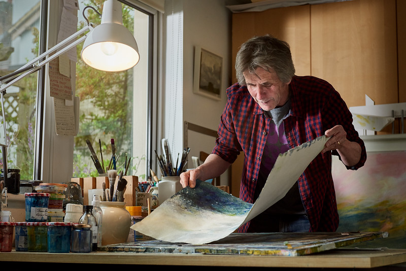 Artist Rod Craig