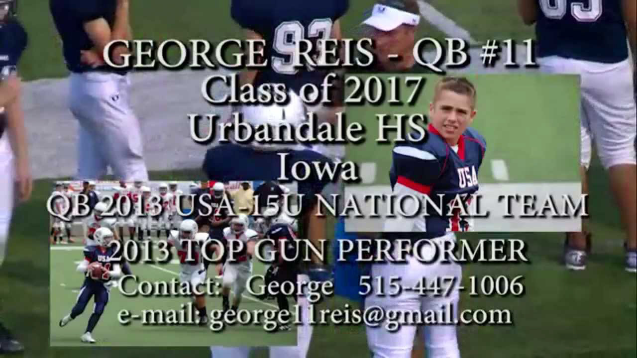 congratulation George Reis