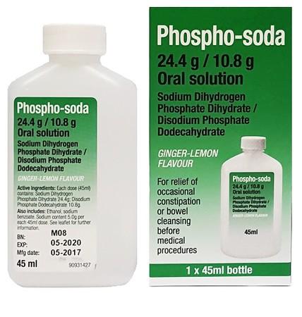 Fleet Phospho-Soda Oral Solution 45mL