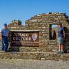 Camping in Chaco Canyon