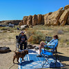 Camping in Chaco Canyon (CM)