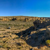 Camping in Chaco Canyon (CW)