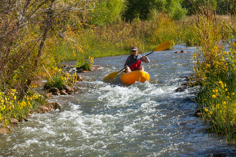 Verde River Institute Float, Tapco to Tuzi, 10/11/19 -64 CFS