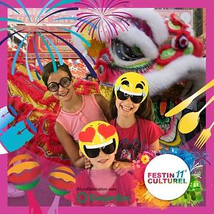 10-11 août 2018 - Festin culturel