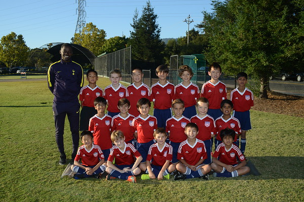 10-14-17 Saratoga AYSO Teams