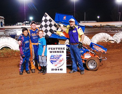 10-15-16 Feature Winners