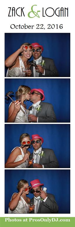 10-22-16 Zack & Logan Wedding