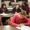 Saugus102318-Owen-cursive writing class02