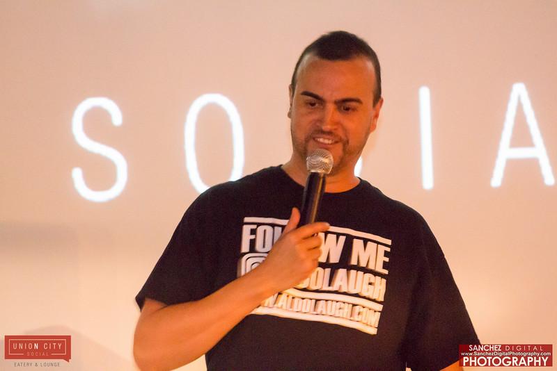 10-29-19 LOL Comedy Tuesdays @unioncitysocial