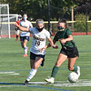 Sports Girls soccer Lynnfield vs N Reading 1