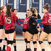 10 4 18 Marblehead at Swampscott volleyball 7