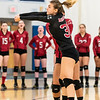 10 4 18 Marblehead at Swampscott volleyball 5