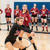 10 4 18 Marblehead at Swampscott volleyball 2