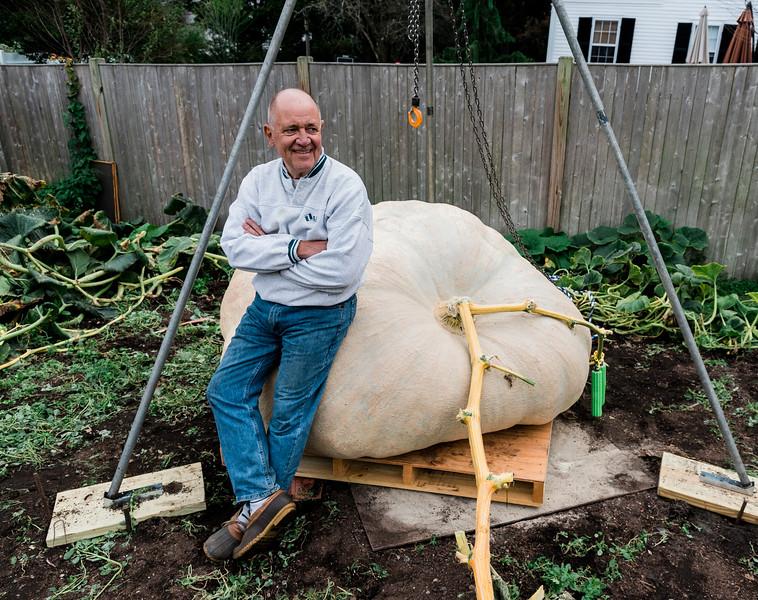 10 3 19 Swampscott giant pumpkin 12