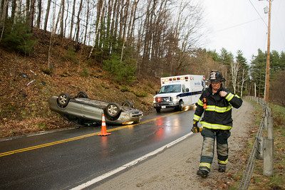 10-55 Rollover - Temple Road - April 18th, 2010
