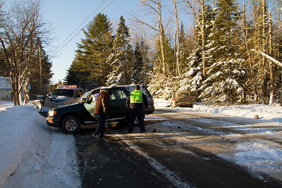 2 Vehicle 10-55 - New Vineyard Road - January 22, 2011