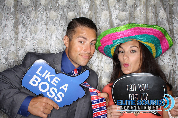 10 . 8 . 17 - Lacey & Daniel - Photo Booth