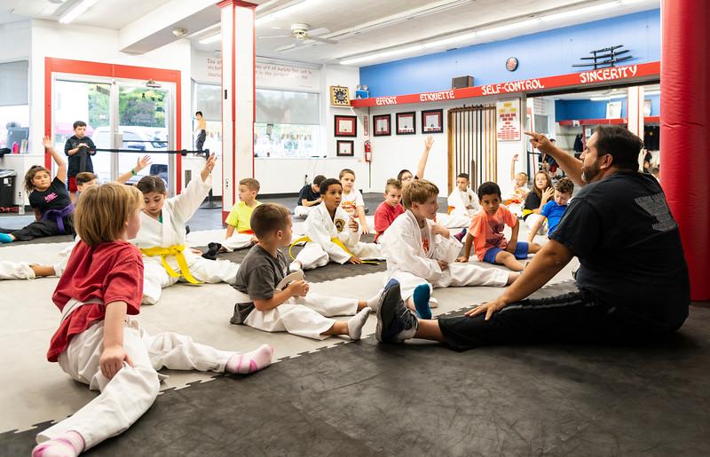 10 4 18 Saugus Karate anti bullying 10