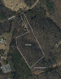 10 Wooded Acres