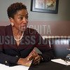 Carla Harris, vice chairman of global wealth management, managing director and senior client advisor at Morgan Stanley