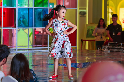 Yixin Angel Cup child model contest, Nanjing, Jiangsu Province 艺鑫天使杯中国国际少儿模特大赛