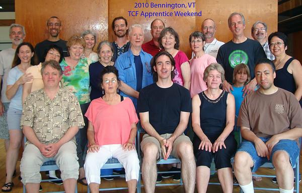 10 TCF Bennington US summer