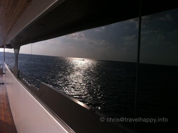 Ocean Reflection, Ari Atoll, Maldives