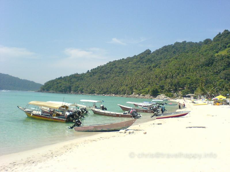 Perhentian Kecil Beach, Perhentian Islands, Malaysia