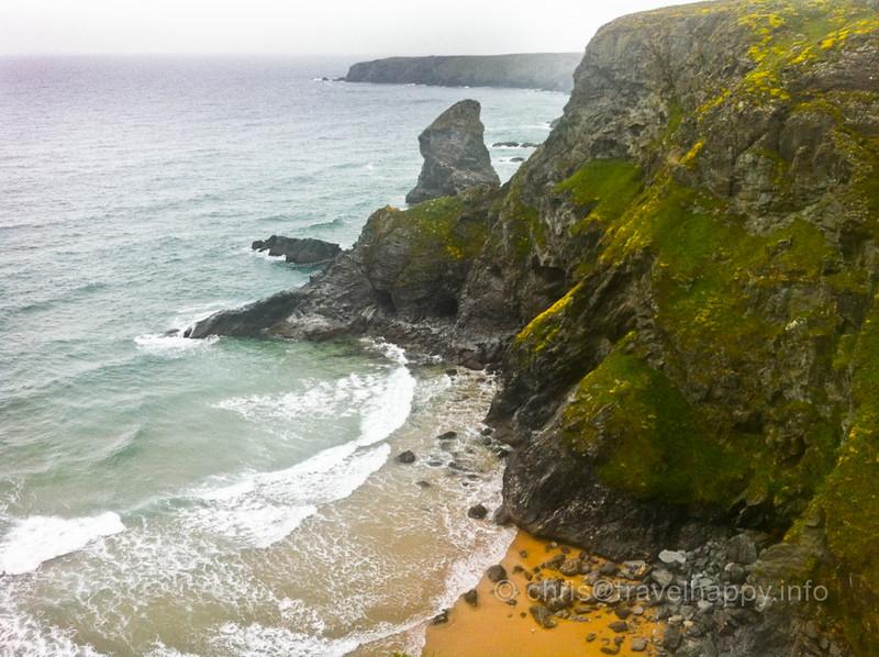 Newquay Cliffs, Cornwall