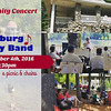 The Fitchburg Military Band will be performing a free community concert at Coggshall Park on Sunday at 2p.m. Performances of a mixture of pop tunes, big band swing music, familiar light classical pieces, and of course, a healthy helping of marches will be performed from 2:00-3:30. Bring your family, a picnic and some comfy chairs and enjoy the live music!