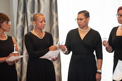 100 Black Women Induction Service @ Crowne Plaza Executive Park 9-29-18 by Jon Strayhorn