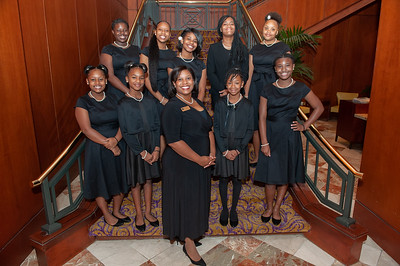 My Sister's Keeper Awards Luncheon Presented by 100 Blackwomen of Greater Charlotte @ The Hilton 10-15-18 by Jon Strayhorn