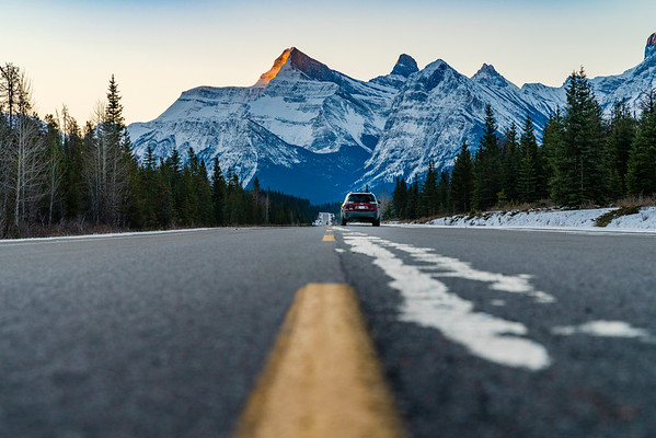 Icefields Commute