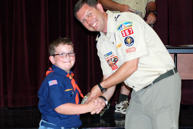 Cub Scouts Pack 357