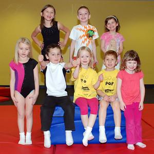 2011-02-16 & 03-09 Gymnastics