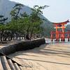 Torii Gate, Miyajima Island, Japan