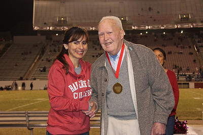 Robert Frapwell with Sonya Christian.