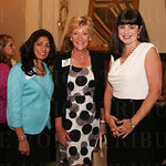 Dr. Divya Cantor, Janet Reilly and Cynthia Knapek.